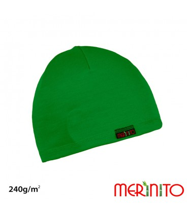 Merino-Shop | Unisex Beanie from Merinowool and Bamboo functional clothing