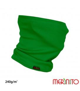 Unisex 240g/m2 Merinowolle und Bambus Halswärmer für Erwachsene
