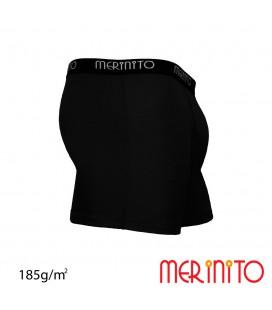 Men's boxer briefs from 100% merino wool | 185 g/m2