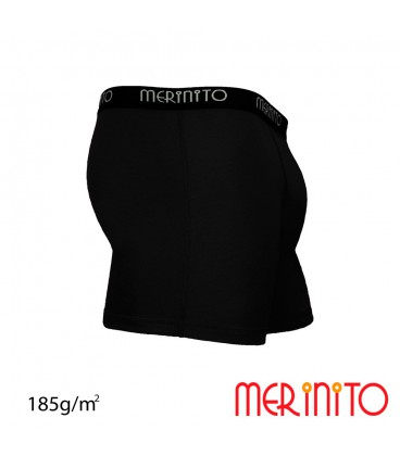 Herren Retropants aus 100% Merinowolle | 185 g/m2