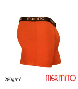 Herren Hochleistungs Boxer Thermoplus+ aus 100% Merinowolle | 280 g/m2