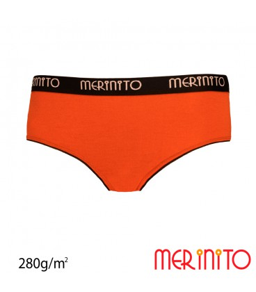 Women's briefs Thermoplus+ from 100% merino wool | 280 g/m2