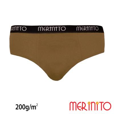Men's briefs from 100% merino wool | 200 g/m2