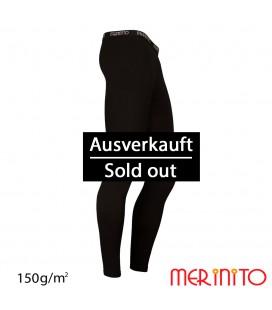 Herren Strumpfhose aus 100% Merinowolle 150 g/qm Unterwäsche