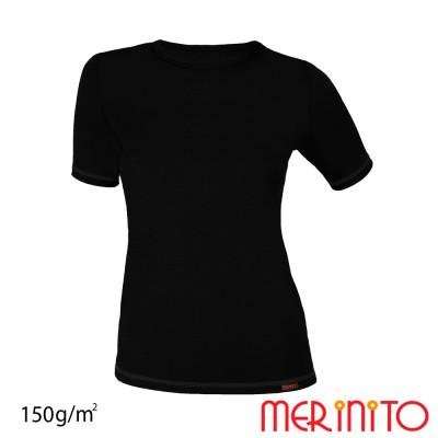Short Sleeve T-Shirt | 100% merino wool | 150 g/m2