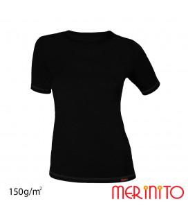 Kurzarm T-Shirt | 100% Merino Wolle | 150 g/m2