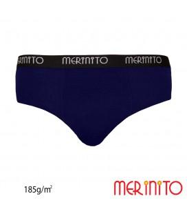 Herren Slip aus 100% Merinowolle | 185 g/m2