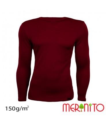 Merino Shop | merino wool with 50% modal T Shirt for Men