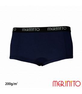 Damen Hüftslip aus 100% Merinowolle | 200 g/m2