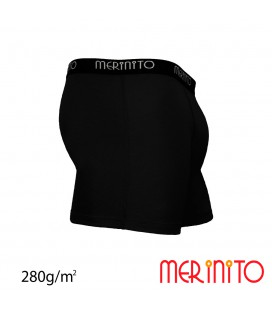 Men's heavy duty boxer Thermoplus+  100% merino wool | 280 g/m2