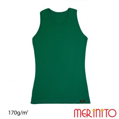 Women's Undershirt   100% merino wool   170 g/sqm
