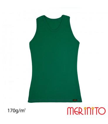 Merino Shop | Damen Merinowolle TShirt 100% Sportbekleidung