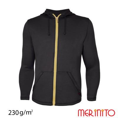 Men's Parka | 100% merino wool | 230g/sqm