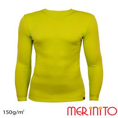 Men's Long Sleeve T-Shirt | 100% merino wool | 150 g/m2