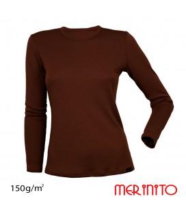 Langarm T-Shirt | 100% Merino Wolle | 150 g/m2