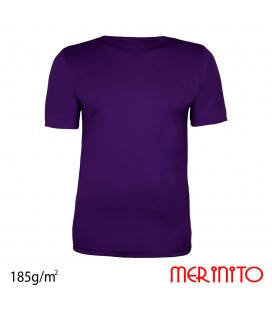 Merino Shop | 100% merino wool TShirt two colours for Men 185 g/sqm