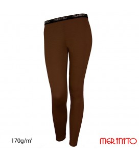 "Women's Tights Underwear ""Strong"" collection made from 100% merino wool"