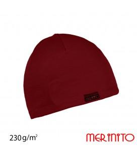 Merinowolle Mütze Unisex für Erwachsene | 230g/m2