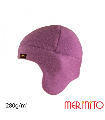 Soft Fleece Unisex Beanie | 100% Merino Woll | 280g/m2