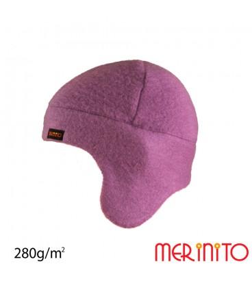 Soft Fleece Unisex Mütze | 100% Merinowolle | 280g/m2