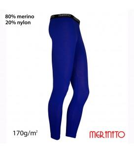 Herren Strumpfhose Unterwäsche | 80% Merinowolle und 20% Nylon | 170g/qm