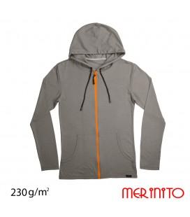 Men's Parka | 100% merino wool | 230&280g/sqm