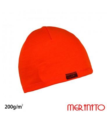 Merino-Shop | Unisex Mütze aus Merinowolle Funktionsbekleidung