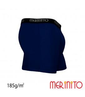 Herren Boxer Retropants aus 100% Merinowolle | 185 g/m2