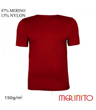 Merinito | Merinowolle Shirt 87% Merino Sportbekleidung