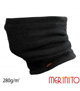 Unisex Soft Fleece Neck Warmer | 100% merino wool | 280g/m2