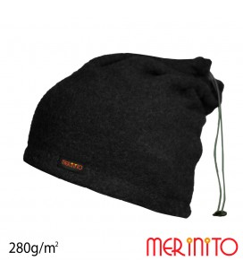 Unisex Soft Fleece Beanie / Neck Warmer | 100% merino wool | 280g/m2