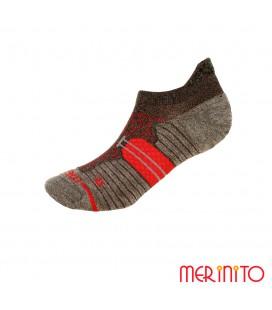 Damen Socken No Show Multisport | Merinito