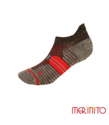 Women Socks No Show Multisport   Merinito