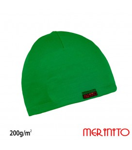Merinowoll Beanie Unisex for adults merino | 200g/m2