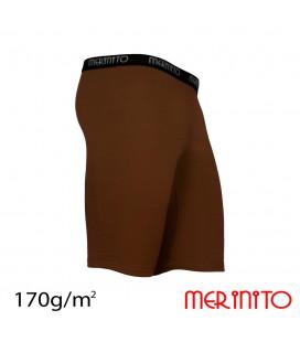 Herren kurze Strumpfhose | Merinowolle  | 170g/qm