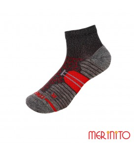 Women Socks Mini Multisport | Merinito
